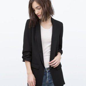 Zara 3/4 Sleeve Black